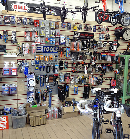 Cycle Accessories Glasgow